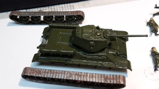T 34/76  Italieri 1/72  20150823