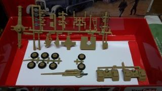 PAK 43 de 88 mm.  1/76--Airfix 20151119