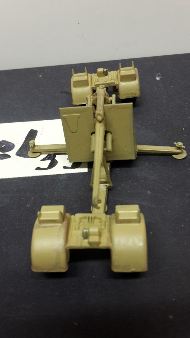 PAK 43 de 88 mm.  1/76--Airfix 20151121