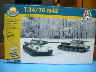 T 34/76  Italieri 1/72  Dscn3613