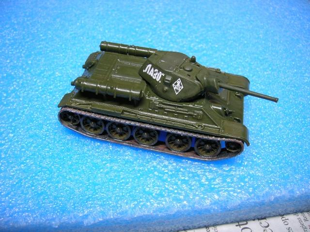 T 34/76  Italieri 1/72  Dscn3615