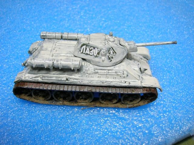 T 34/76  Italieri 1/72  Dscn3618