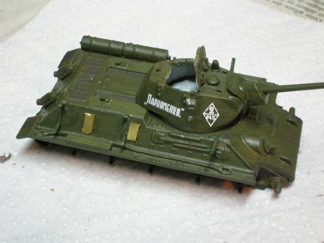 T 34/76  Italieri 1/72  Dscn3811