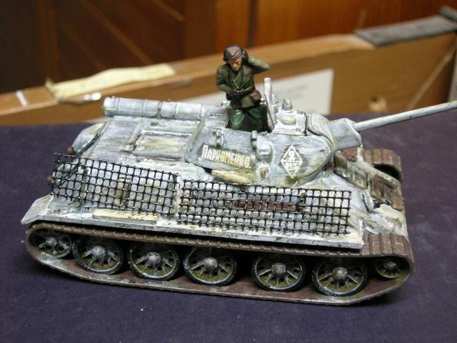 T 34/76  Italieri 1/72  Dscn3818