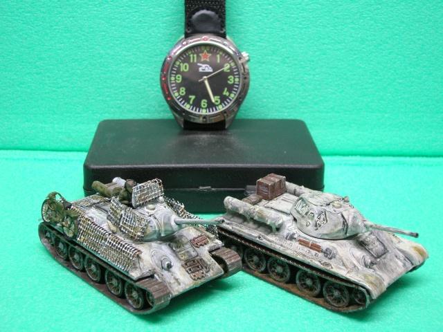 T 34/76  Italieri 1/72  Dscn3825
