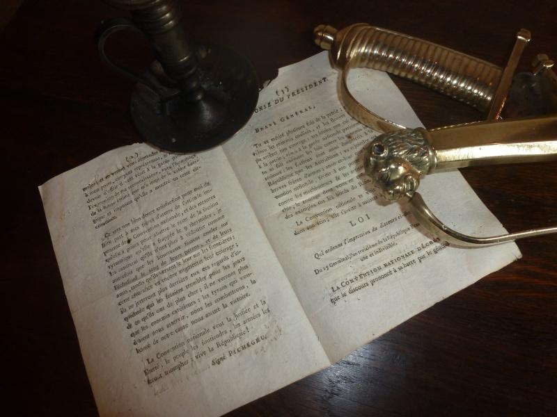 Discours du Général Pichegru du 15 Germinal An III P1140013
