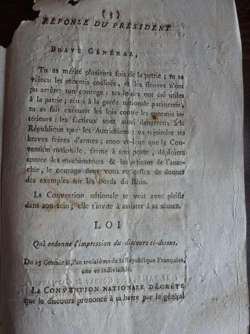 Discours du Général Pichegru du 15 Germinal An III P1140016