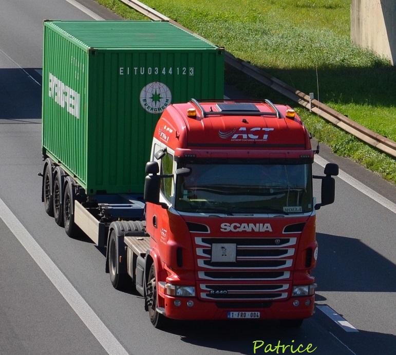 ACT Antwerp Container Transport  (Antwerpen) 249pp10