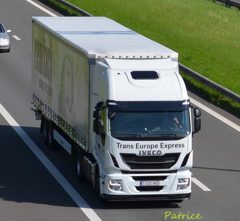 TEE  Trans Europe Express (Erpe-Mere) 35pp11