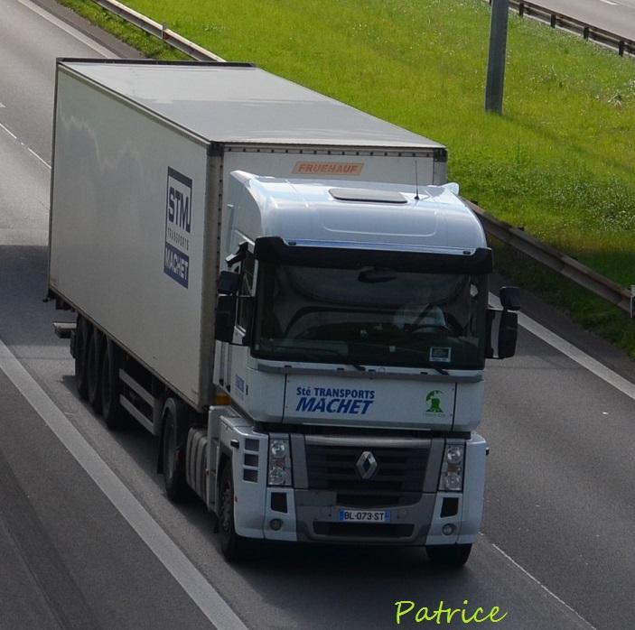 Ste Transports Machet (Saint Nicolas 62) 393pp10