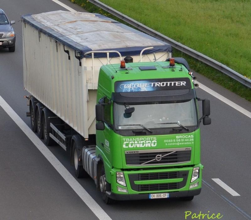 Transports Condro  (Brocas, 40) 460p10