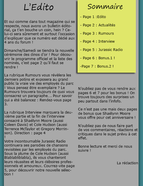 Infofo n°7 Editos11
