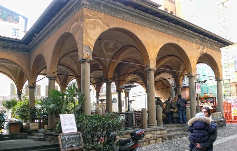 Bergamo - una città da conoscere P1010111