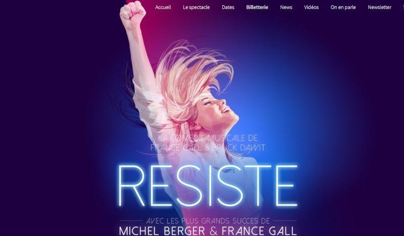 COMEDIE MUSICALE 'RESISTE' Fff14