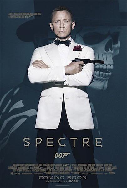 James BOND agent OO7 Spectr10