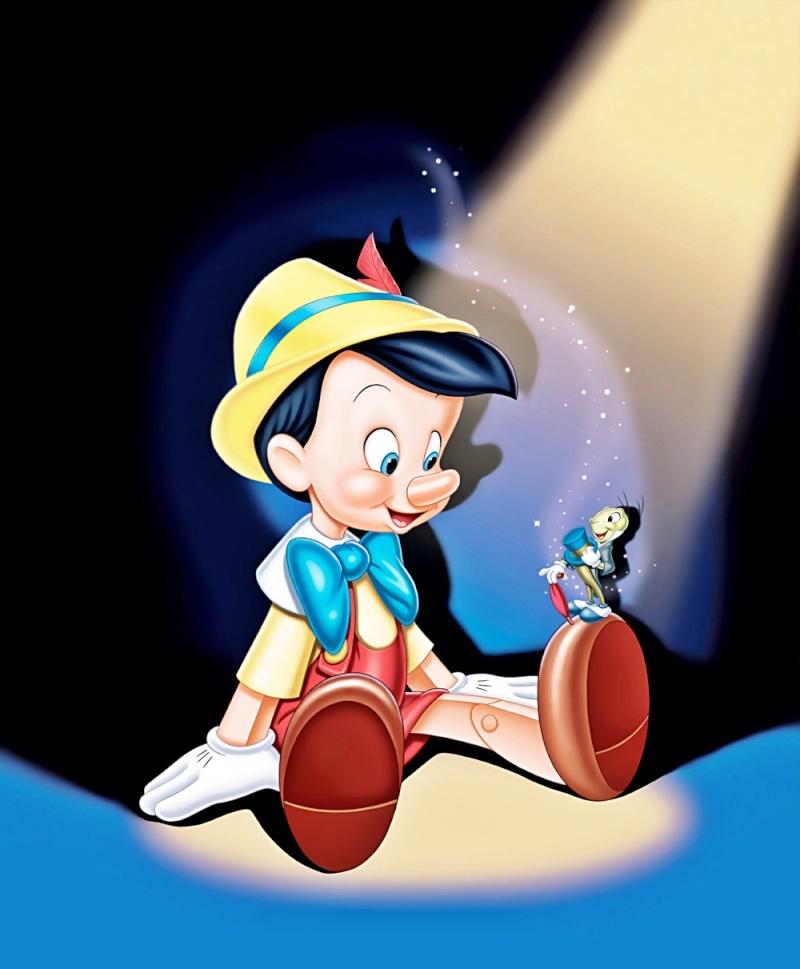 Pinocchio [1940] [F.Anim] Arton211