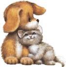 Quizz chats et chiens des dessins animes Chat10