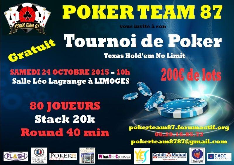 Tournoi Open Poker Team 87 - samedi 24 octobre Affich10