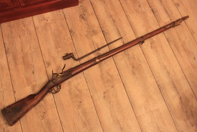 fusil 1777 sorti de grenier Img_7848