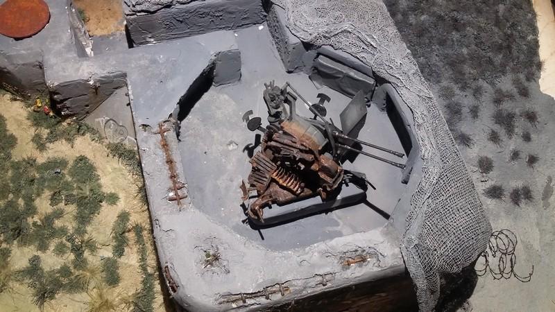 bunker - bunker anti-aérien maison au 1/35 - Page 3 610