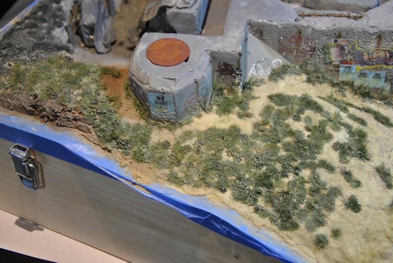 bunker - bunker anti-aérien maison au 1/35 _dsc0510