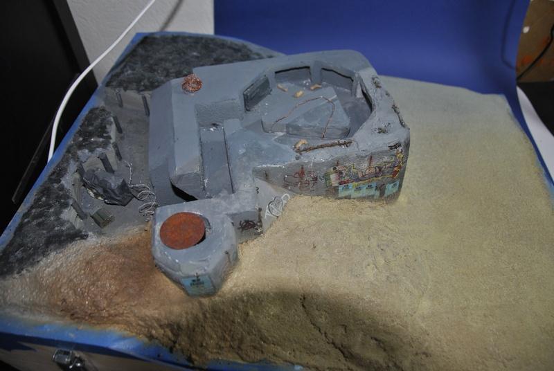 bunker - bunker anti-aérien maison au 1/35 Bunker11