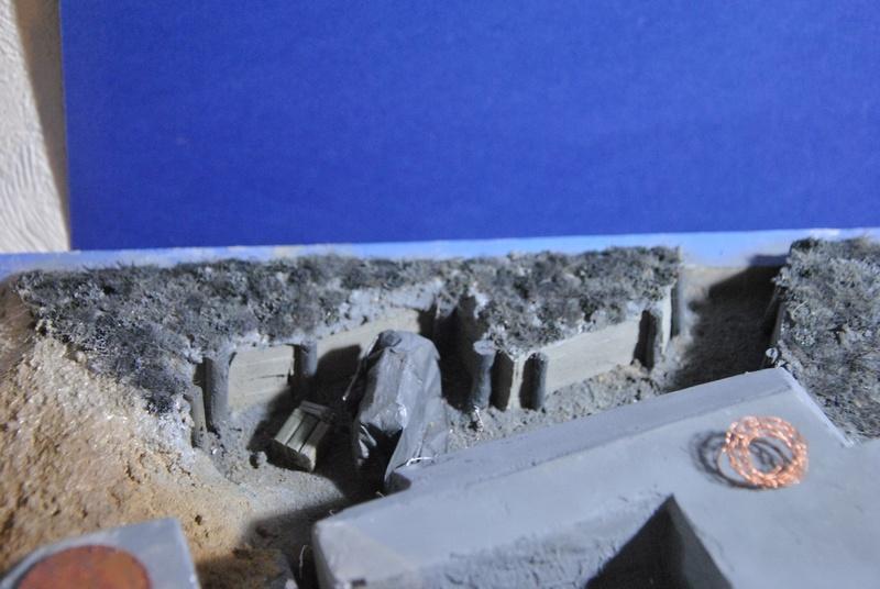 bunker - bunker anti-aérien maison au 1/35 Bunker13
