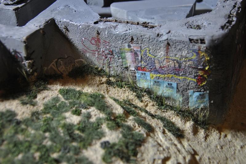 bunker anti-aérien maison au 1/35 Bunker17