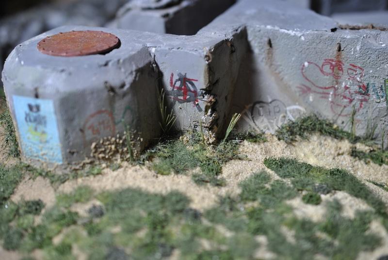 bunker anti-aérien maison au 1/35 Bunker18