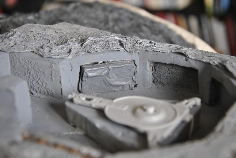 bunker - bunker anti-aérien maison au 1/35 - Page 2 Bunker30