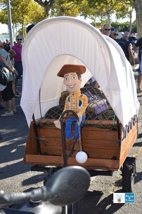 remorque et Woody 11225310