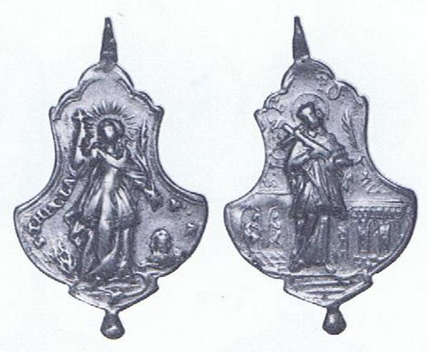 Medalla de Santa Tecla, de Tarragona. Sta_te10