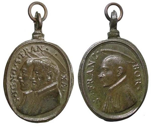 Recopilacion 180 medallas de San Ignacio de Loyola Z69_ig10