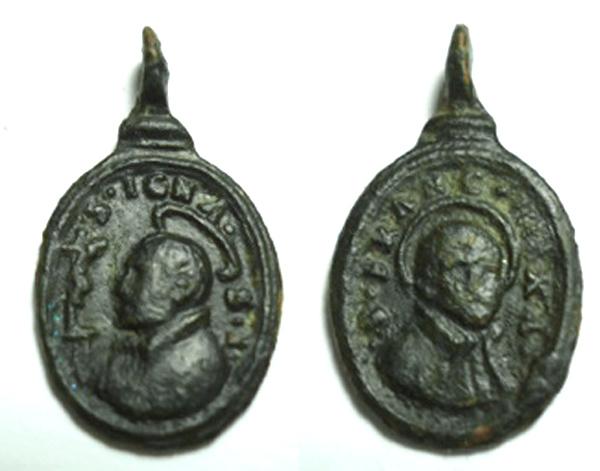 Recopilacion 180 medallas de San Ignacio de Loyola Z71_ig10