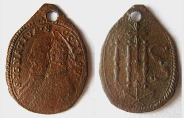 Recopilacion 180 medallas de San Ignacio de Loyola Z72_ig10