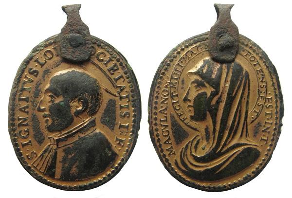 Recopilacion 180 medallas de San Ignacio de Loyola Z73_ig10