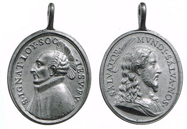 Recopilacion 180 medallas de San Ignacio de Loyola Z78_ig10