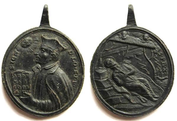 Recopilacion 180 medallas de San Ignacio de Loyola Z80_ig10