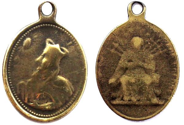 Recopilacion 180 medallas de San Ignacio de Loyola Z84_ig10