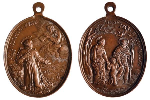 Recopilacion 180 medallas de San Ignacio de Loyola Z85_ig10