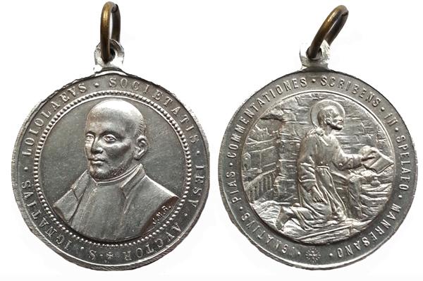 Recopilacion 180 medallas de San Ignacio de Loyola Z86_ig10