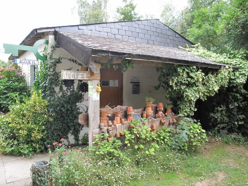 """Le camping """"la fontaine du Hallate""""  (56) Accuei10"""