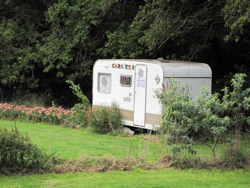 "Le camping ""la fontaine du Hallate""  (56) Caraze10"