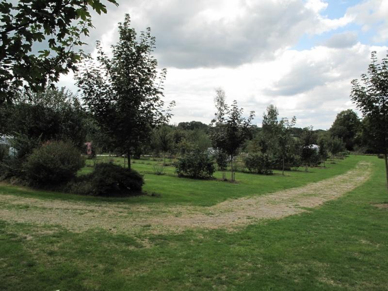 "Le camping ""la fontaine du Hallate""  (56) Emplac12"