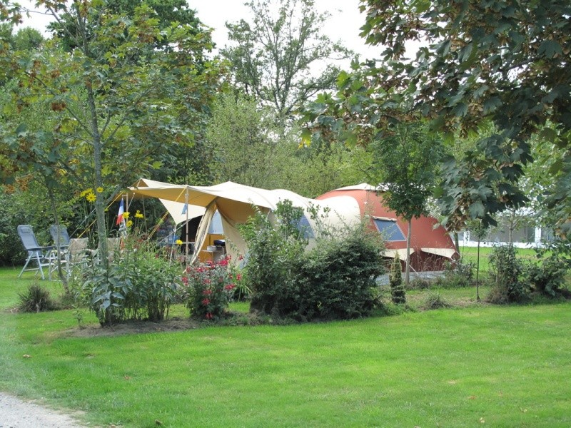 "Le camping ""la fontaine du Hallate""  (56) Karste10"