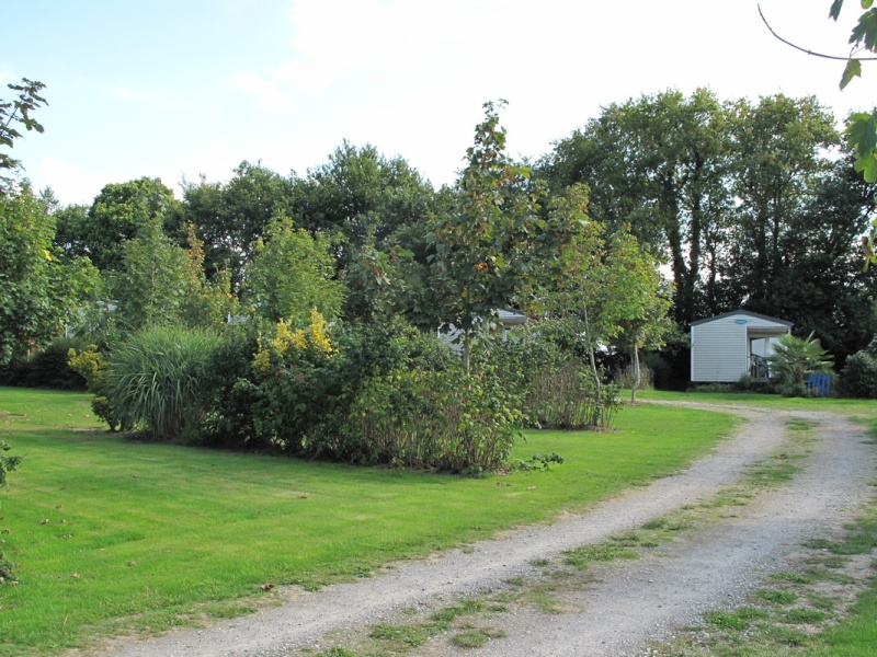 """Le camping """"la fontaine du Hallate""""  (56) Moblho10"""
