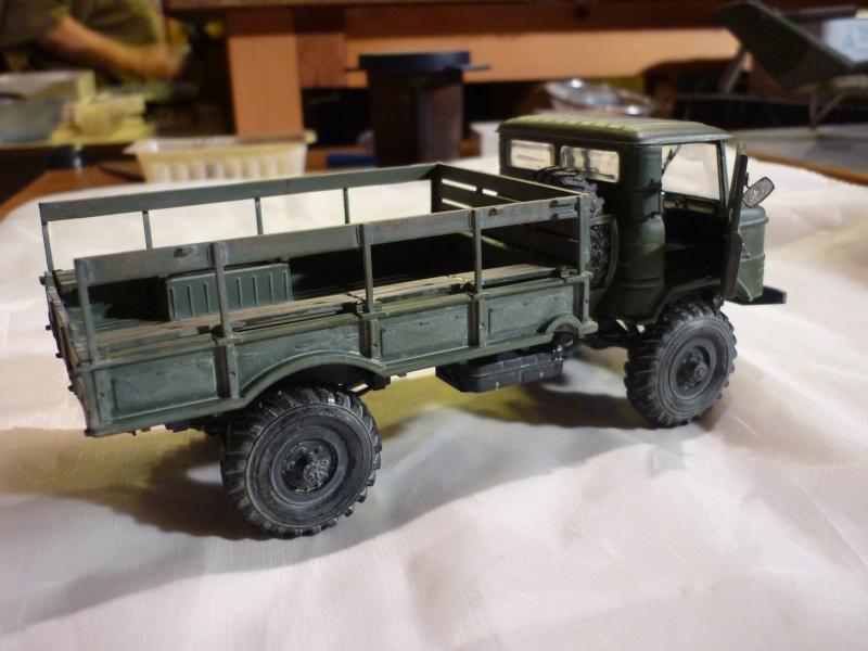 Gaz-66 - EASTERN EXPRESS - 1/35 P1020813