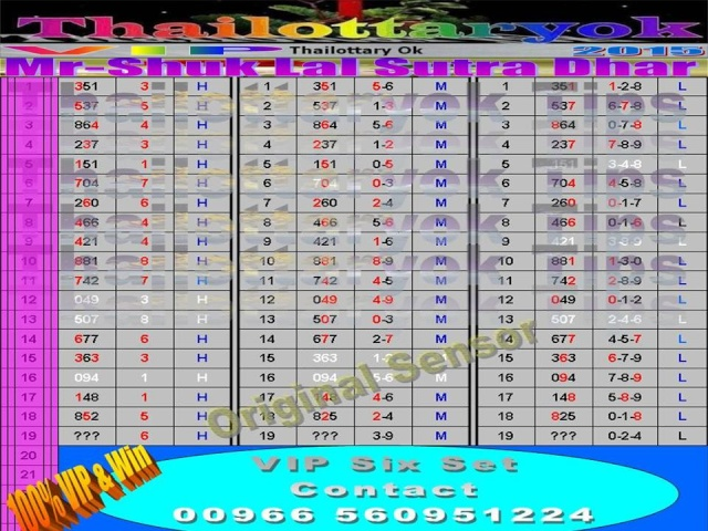 Mr-Shuk Lal 100% Tips 01-11-2015 Wewww10