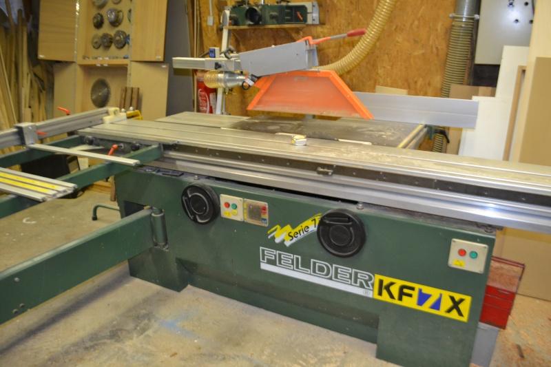 FELDER KF 700 SP Scie_y10