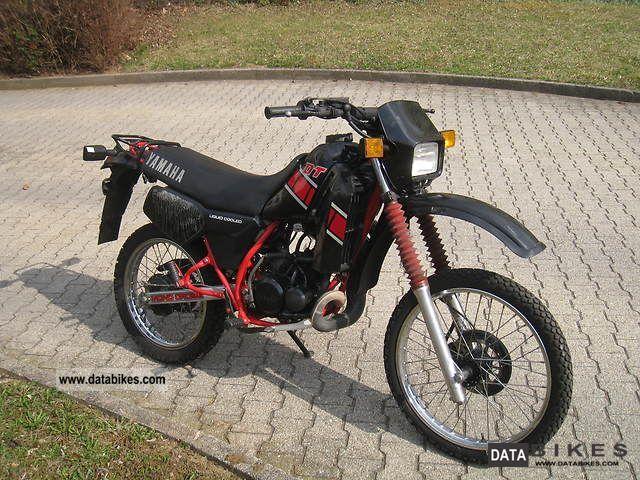 Nos anciennes et actuelles bécanes Yamaha10